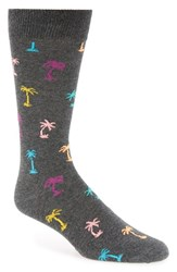 Men's Happy Socks 'Palm Beach' Socks