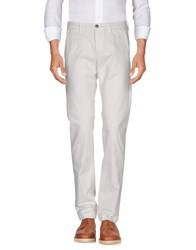 Uniform Casual Pants White