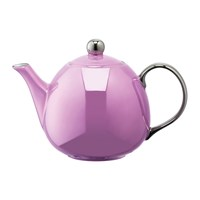 Lsa International Polka Teapot Raspberry