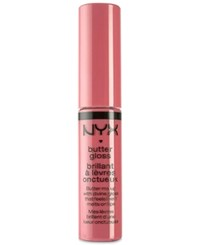 Nyx Butter Lip Gloss Maple Blondie
