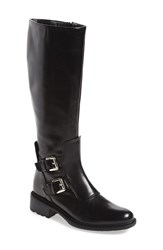 Women's Charles David 'Perina' Boot Black Leather