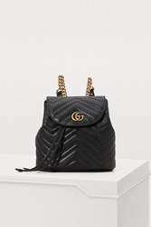 Gucci Gg Marmont Small Backpack