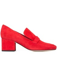 Dorateymur 'Turbojet' Pumps Red