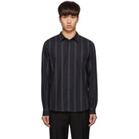Paul Smith Ps By Black Stripe Tailored Shirt