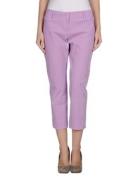 Thinple Casual Pants Lilac