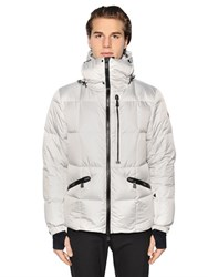 Moncler Grenoble Coulmes Matte Nylon Down Ski Jacket