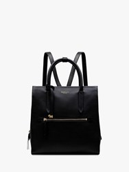Radley Arlington Court Leather Backpack Black