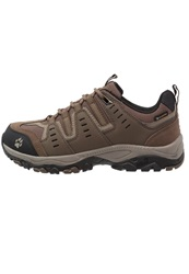 Jack Wolfskin Mtn Storm Texapore Hiking Shoes Burnt Olive Light Brown