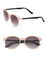 Sam Edelman 64Mm Aviator Sunglasses Pink