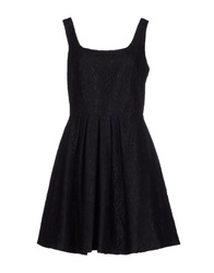List Short Dresses Black