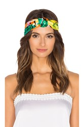 Eugenia Kim Natalia Headband Yellow