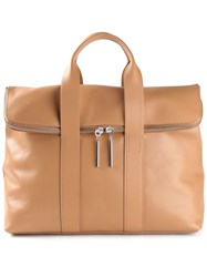 3.1 Phillip Lim '31 Hour' Tote Women Leather One Size Brown