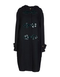 Galliano Coats And Jackets Coats Women Dark Green