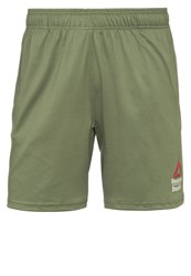 Reebok Crossfit Sports Shorts Canopy Green Oliv