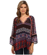 Kas Fiddah Top Multi Women's Clothing
