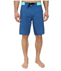 Tavik Vital Boardshort Midnight Men's Swimwear Navy