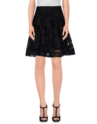 Ralph Lauren Mini Skirts Black