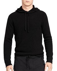 Polo Ralph Lauren Cashmere Hooded Sweater 100 Bloomingdale's Exclusive Polo Black