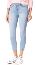 Siwy Monica Skinny Jeans Clean Light Wash