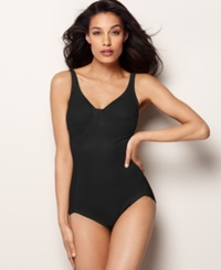 Naomi And Nicole Firm Control Unbelievable Comfort Body Shaper 772 Black