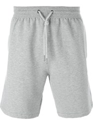 Versace Medusa Sweat Shorts Grey