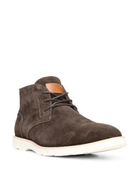 Dr. Scholl's Freewill Suede Chukka Boots Brown