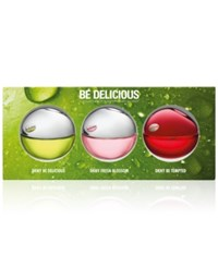 Dkny 3 Pc. Be Delicious Gift Set No Color