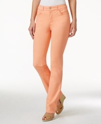 Charter Club Lexington Colored Straight Leg Jeans