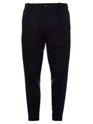 Vince Urban Linen Blend Chino Trousers