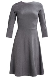 Kiomi Jersey Dress Grey
