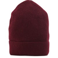 Isabel Marant Chilton Hat Burgundy