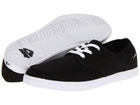 Reef Deck Hand 2 Black White Red Men's Lace Up Casual Shoes