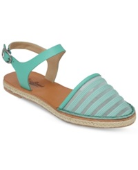 Lucky Brand Women's Romonia2 Two Piece Espadrille Flats Women's Shoes Florida