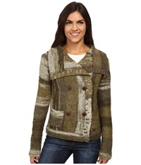 Royal Robbins Tambo Cardi Fern Women's Sweater Green