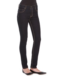 Tomas Maier Low Rise Straight Leg Denim Jeans