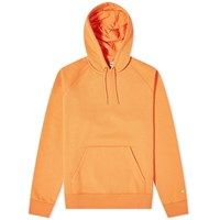 Carhartt Wip Hooded Chase Sweat Orange