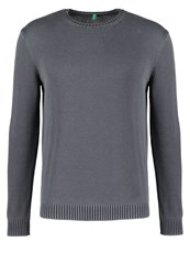 United Colors Of Benetton Jumper Antracite Anthracite