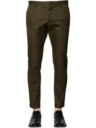 Dsquared Tidy Cotton Twill Pants