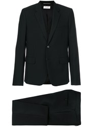 Saint Laurent Formal Two Piece Suit Black