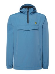 Lyle And Scott Men's Pull Over Anorak Teal