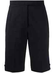 Thom Browne Fitted Bermuda Shorts 60