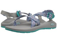 Chaco Z 1 Classic Vibe Orchid Women's Sandals Gray