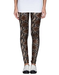 Custo Barcelona Trousers Leggings Women Beige