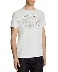 Marc Jacobs Tiger Graphic Tee Mint Green