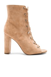 Bcbgeneration Ripley Lace Up Bootie Tan