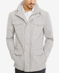 Kenneth Cole Reaction Four Pocket Anorak Seagull