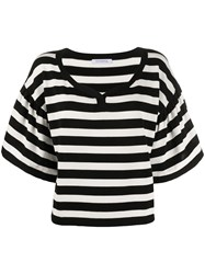 Vivetta Oversized Striped T Shirt 60