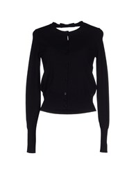 Who S Who Knitwear Cardigans Women Black