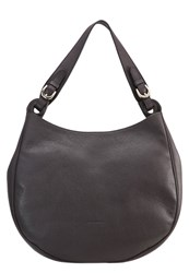 Coccinelle Elodie Tote Bag Moro Nero Brown