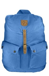 Fjall Raven Men's Fjallraven 'Greenland' Backpack Blue Un Blue
